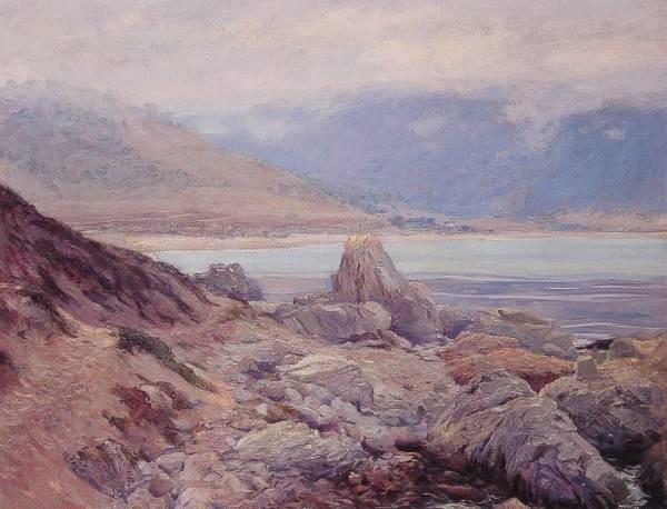 Path Along the Shore